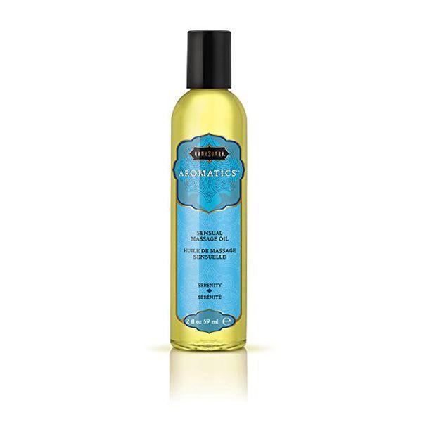 Aromatic Massage Oil Serenity 59 Ml Kama Sutra 2773
