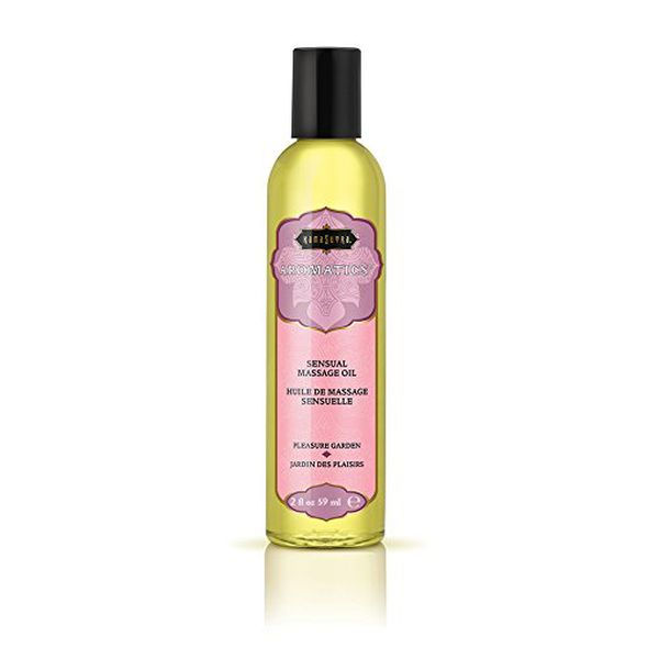 Aromatic Massage Oil Pleasure Garden 59 Ml Kama Sutra 2780