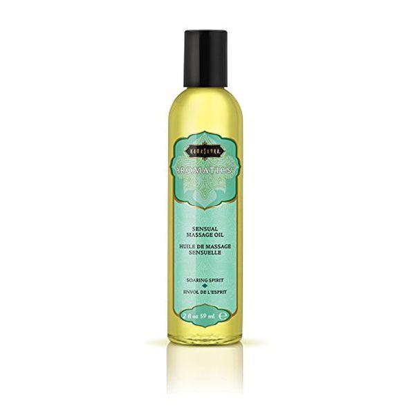 Aromatic Massage Oil Soaring Spirit 59 Ml Kama Sutra 2797