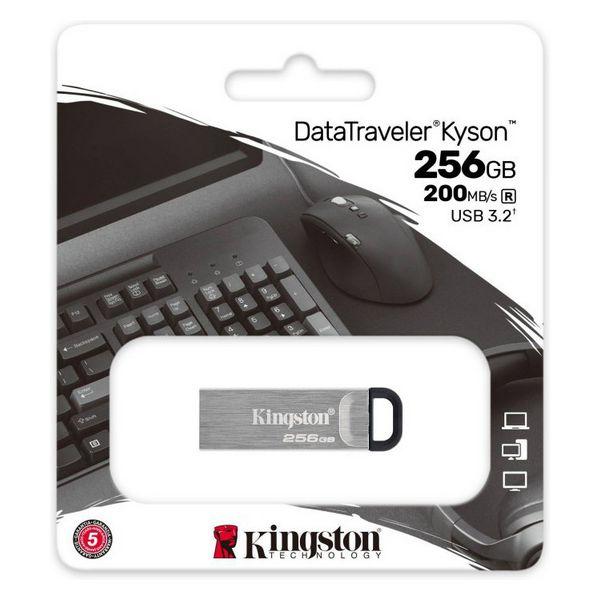 Pendrive Kingston Kyson 256 GB USB 3.2
