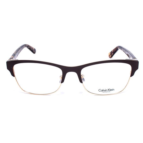 Glasses Calvin Klein CK8021-208 Brown Havana (ø 53 mm)