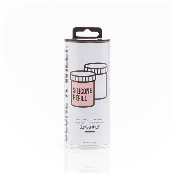 Liquid Skin Refill Light Tone Clone A Willy 5485