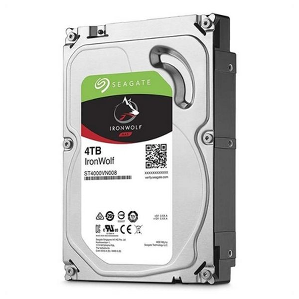 """Disco Duro Seagate ST4000VN008 4 TB 3.5"""""""