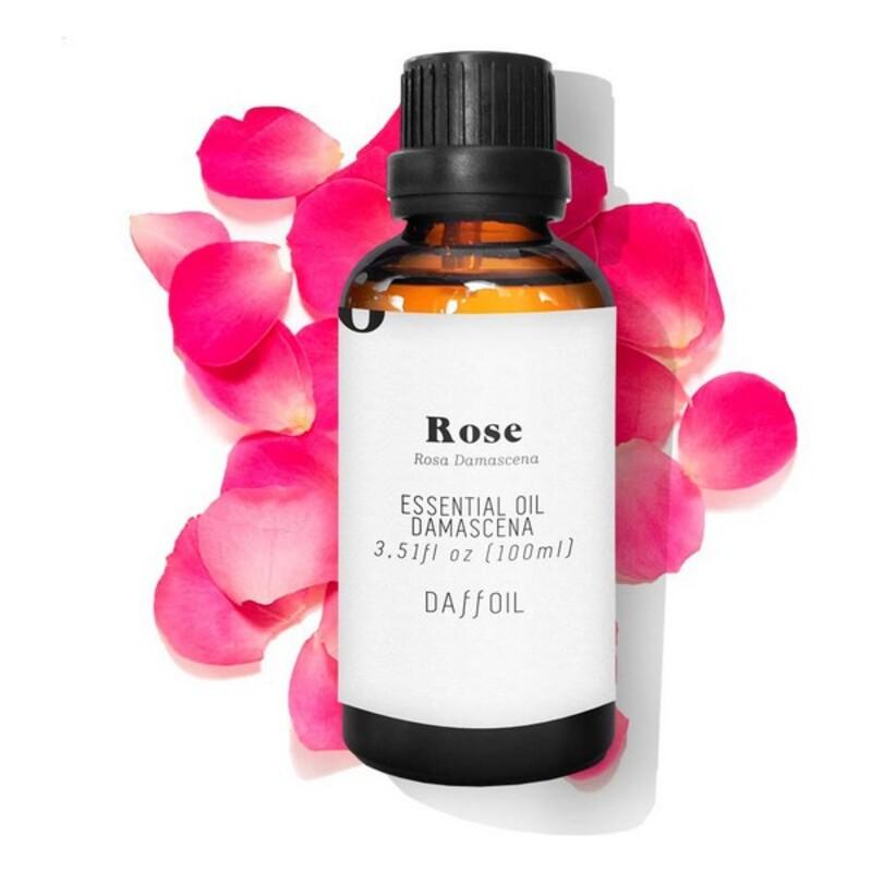 Essential oil Rosa de Damasco Daffoil (50 ml)