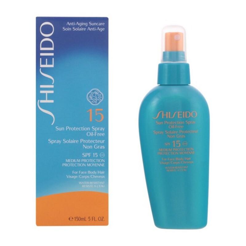Protector Solar Oil Free Shiseido