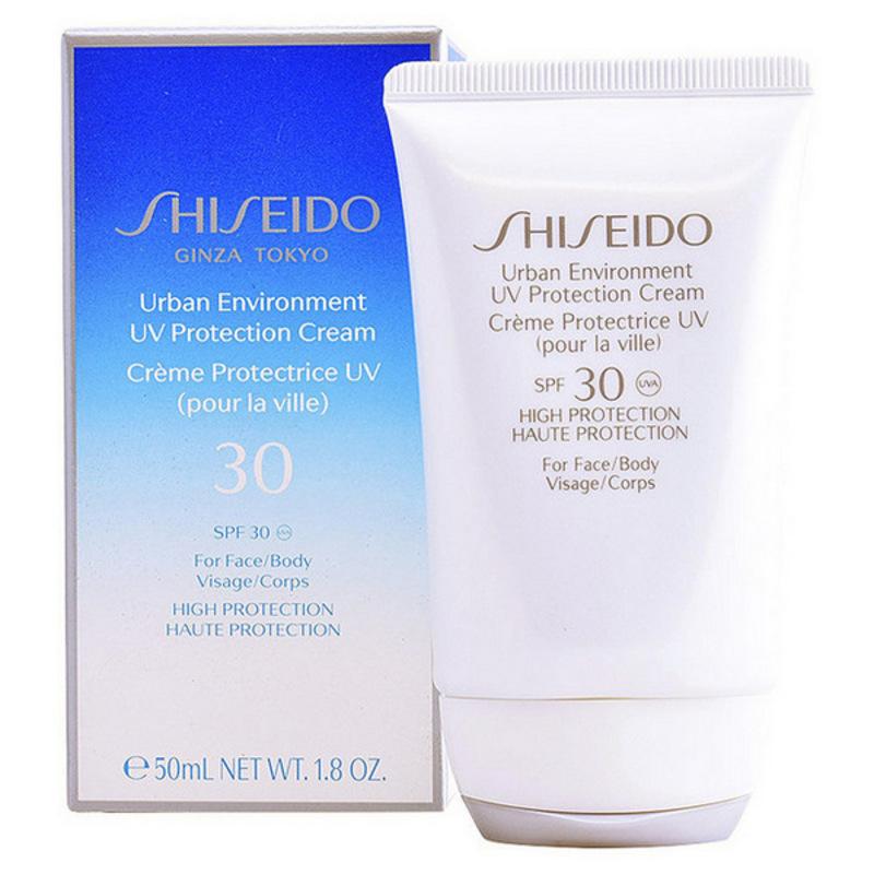 Protector Solar Facial Urban Enviroment Shiseido SPF 30 (50 ml)