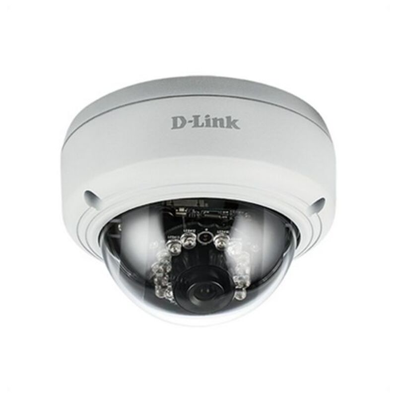 IP camera D-Link DCS-4603 Domo FHD PoE (H/V/D): 96° / 54° / 108° Zoom 10x White