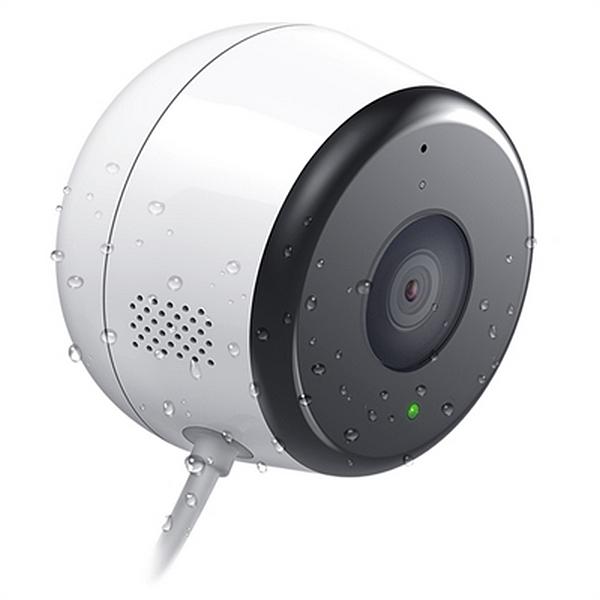 IP camera D-Link DCS-8600LH 135º 1080 px White