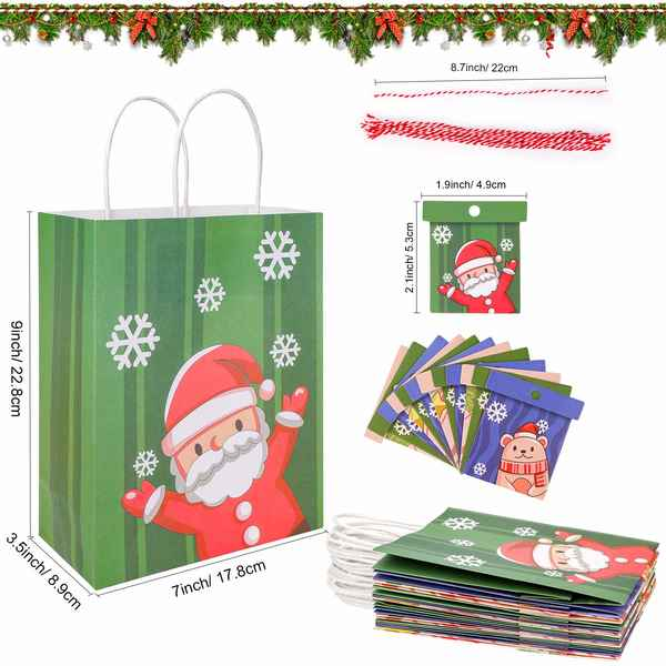Buste per Riciclare Natale (Refurbished D)