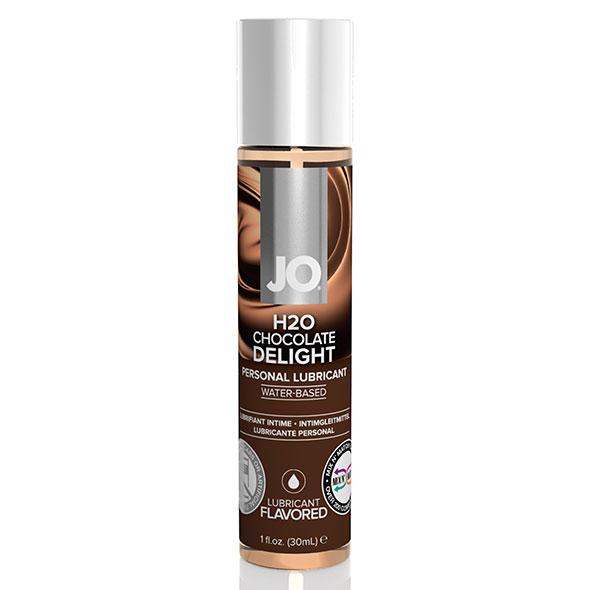 Lubricante de Chocolate H2O (30 ml) System Jo 10124