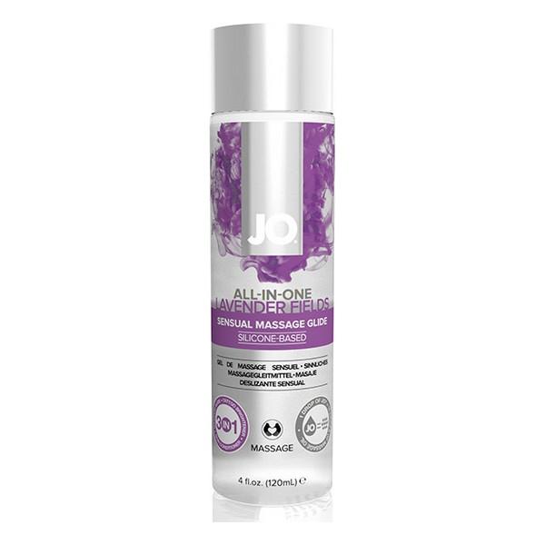 Massage Glide Lavender 120 ml System Jo SJ40024