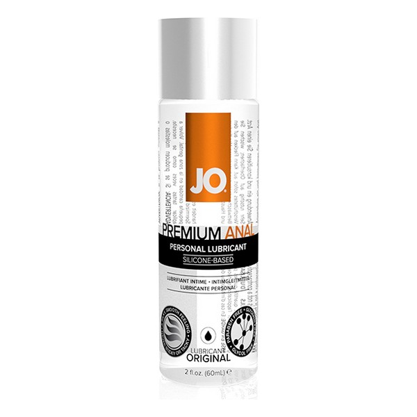 Anal Silicone Lubricant 75 ml System Jo SJ40102