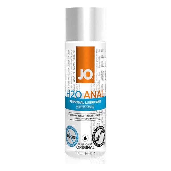 Anal H2O Lubricant 60 ml System Jo SJ40111