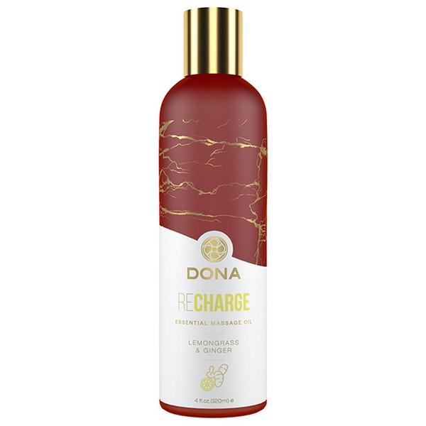 Erotic Massage Oil Recharge Dona 04539 (120 ml)