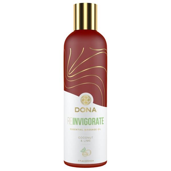 Erotic Massage Oil Reinvigorate Dona 04560 (120 ml)