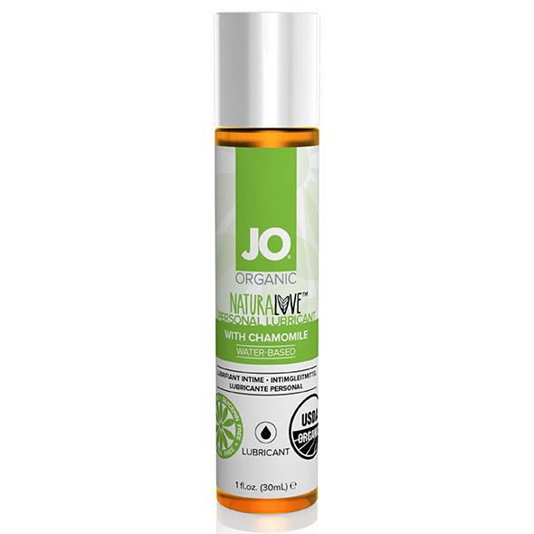 NaturaLove Organic Lubricant 30 ml System Jo 251679
