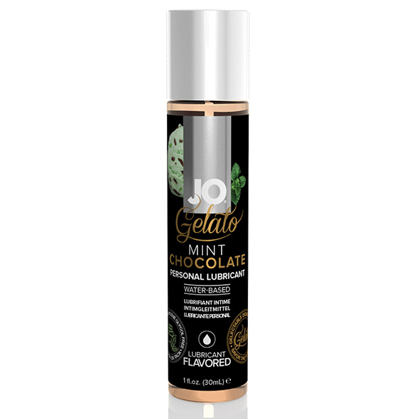 Gelato Mint Chocolate Lubricant Water Based 30 ml System Jo 226