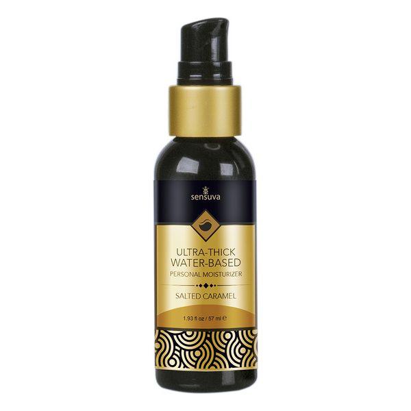 Flavored Lubricant Ultra Thick Caramel Sensuva
