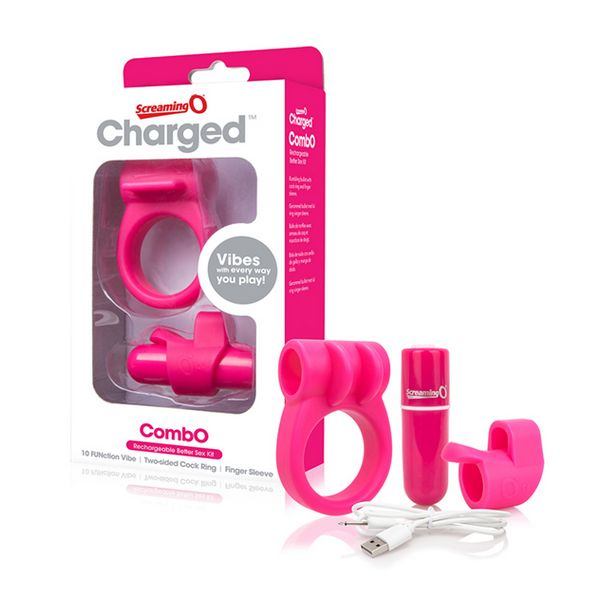 Charged CombO Kit #1 Pink The Screaming O 12679