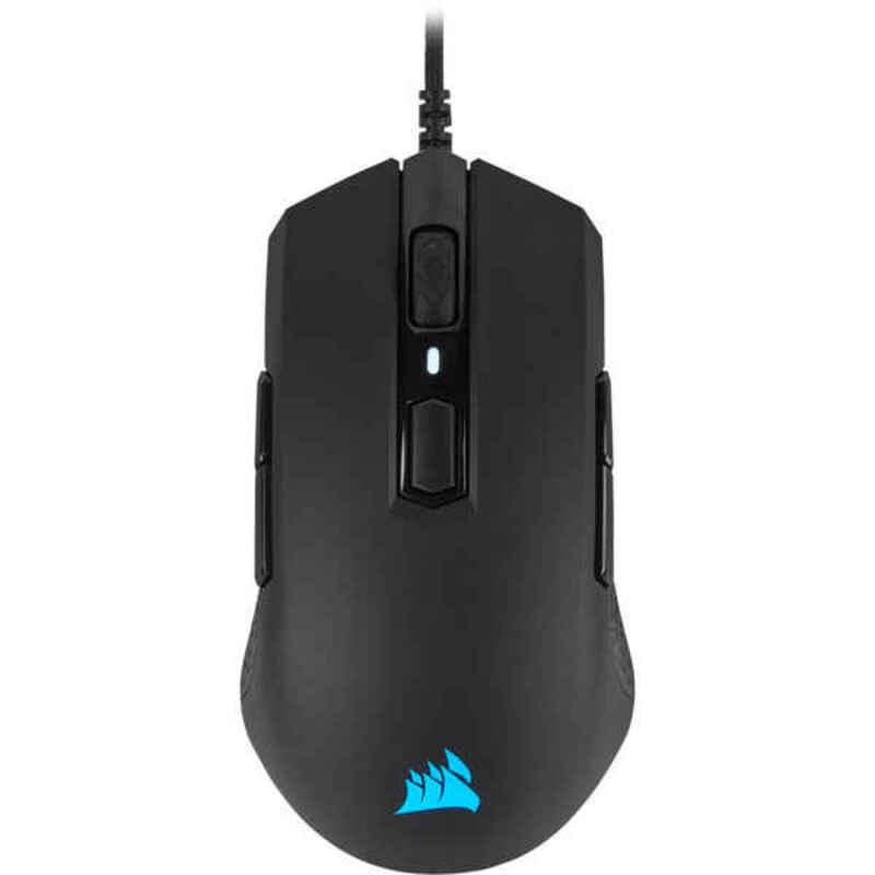 Gaming Mouse Corsair M55 PRO RGB 12400 DPI Black