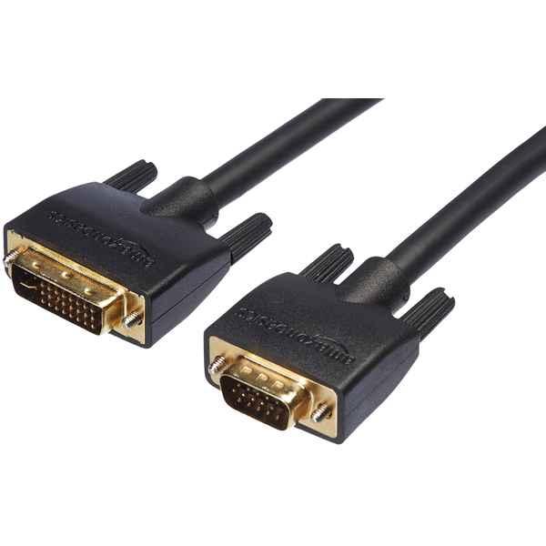 Adaptor DVI-I VGA (0,91 cm) (Refurbished A+)