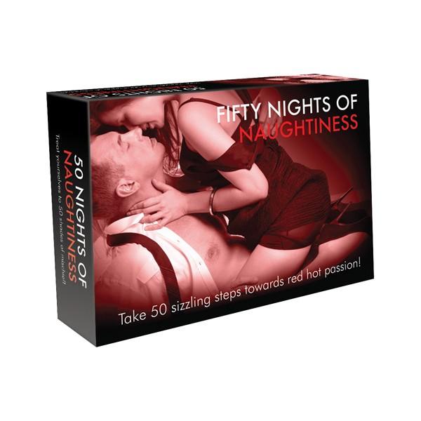 50 Nights of Dares Erotic Game Manuela Crazy CC50NN
