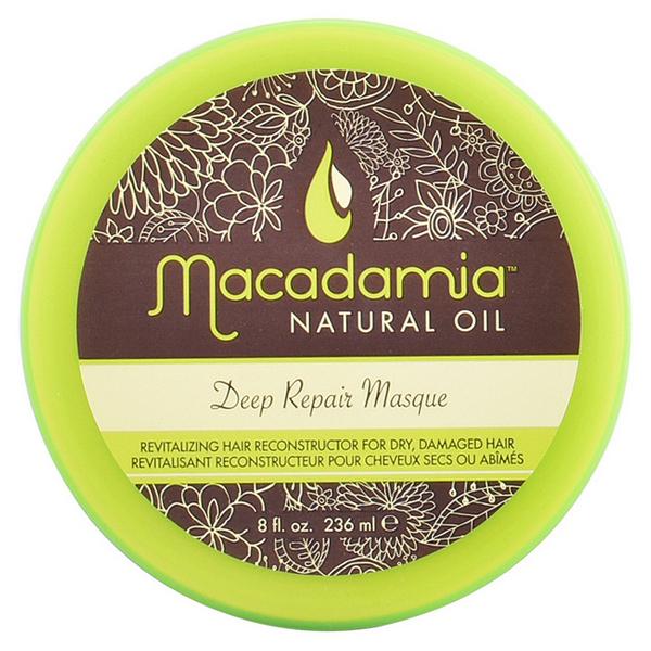 Krepitvena maska za lase Deep Repair Macadamia - 30 ml