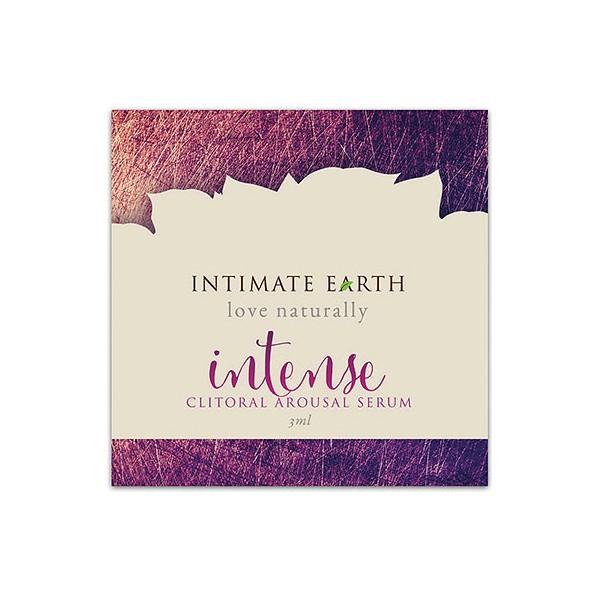 Clitoral Arousal Serum Intense Foil 3 ml Intimate Earth