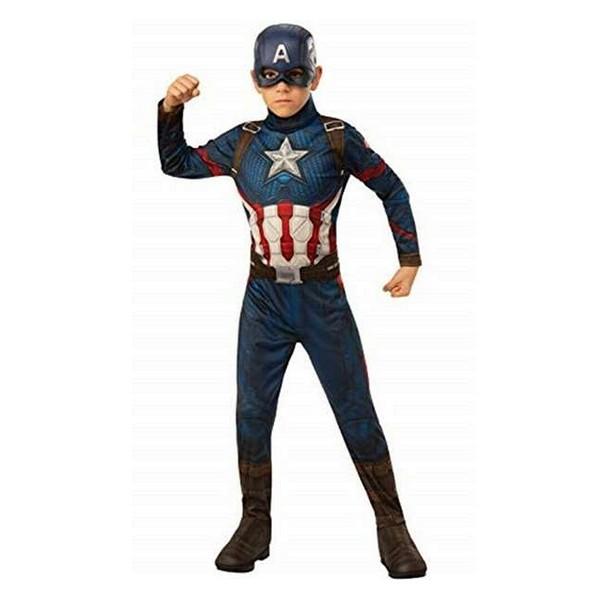 Costume for Children Captain America Avengers Rubies (8-10 years)