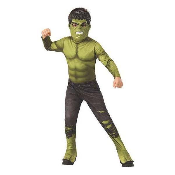 Costume for Children Hulk Avengers Rubies (8-10 years)