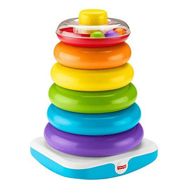 Balancing Pyramid Mattel Multicolour (1+ year)
