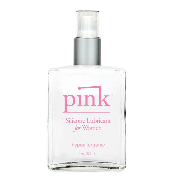 Silicone Lubricant 120 ml Pink 15886