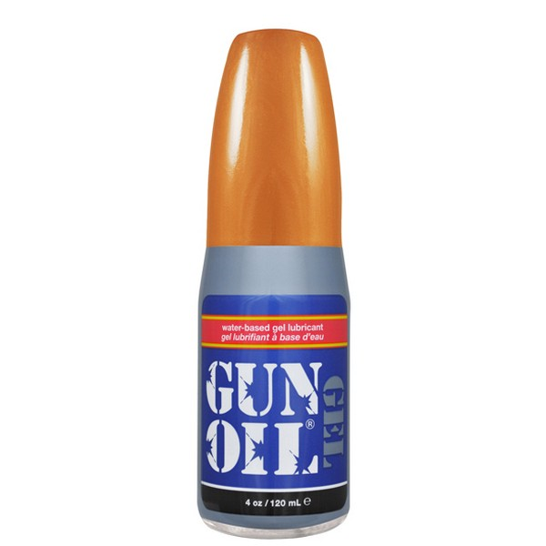 Gel Lubricante Con Base De Agua (120 ml) Gun Oil 1202