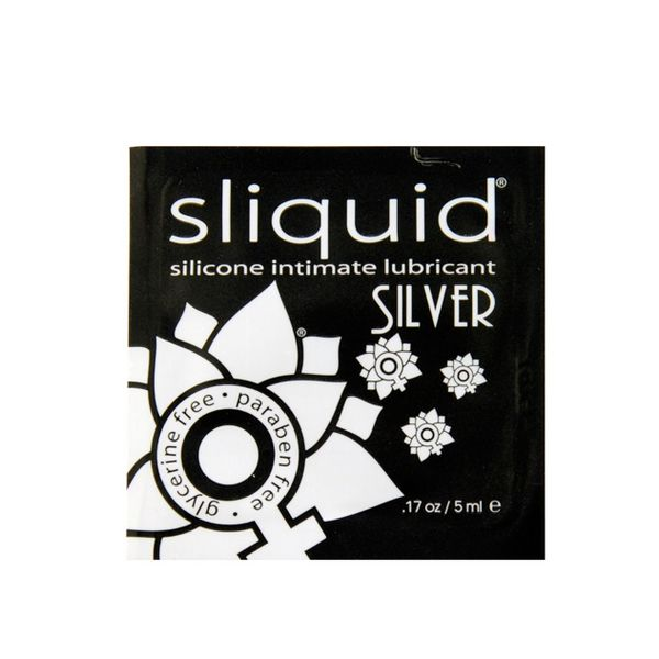 Naturals Silver Lubricant Pillow 5 ml Sliquid 43