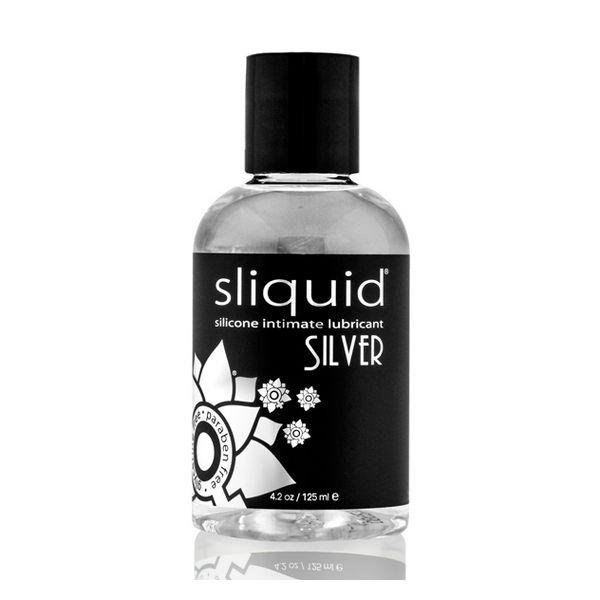Naturals Silver Lubricant 125 ml Sliquid 9022