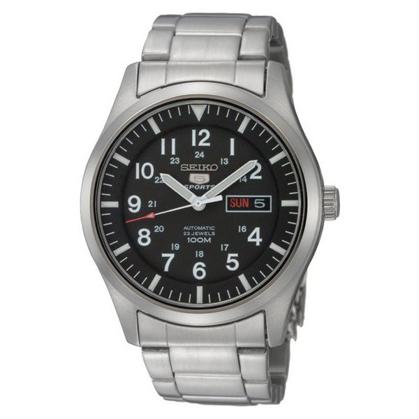 Reloj Hombre Seiko SNZG13K1 (42 mm)