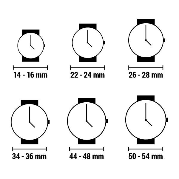Reloj Mujer Chronotech CT7932L-06 (28 mm) (1)