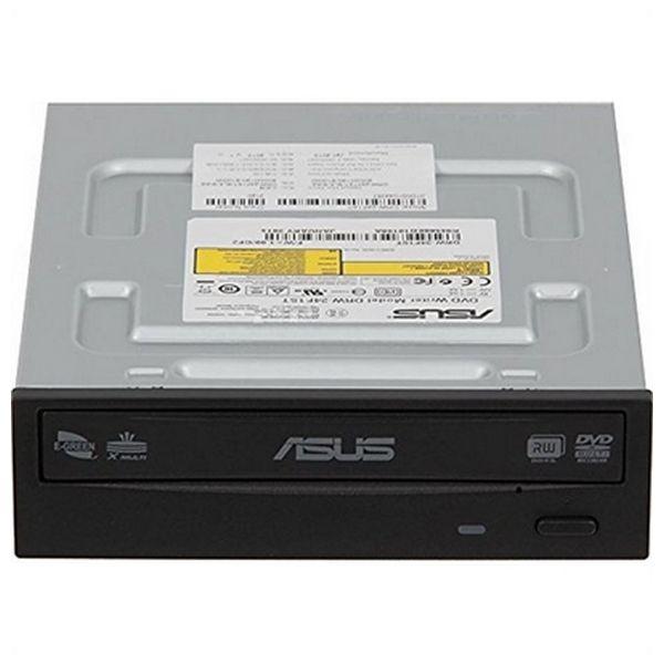 Grabadora Interna Asus DRW-24D5MT/BLK7B/AS 24x SATA Negro