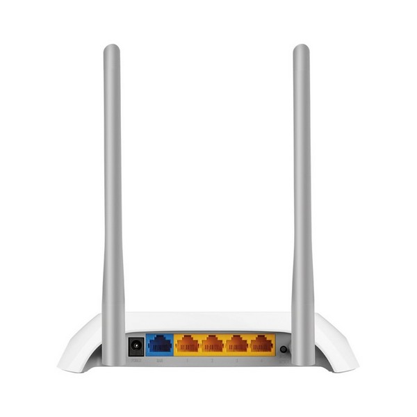Router Inalámbrico TP-Link TL-WR850N 2.4 GHz 300 Mbps Blanco (1)