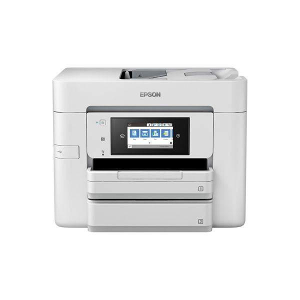 Impresora Multifunción Epson WF-4745DTWF 22 ppm WiFi Blanco
