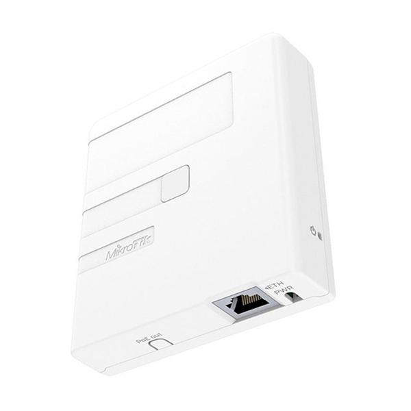 Inyector PoE Mikrotik GPEN11 LAN Blanco