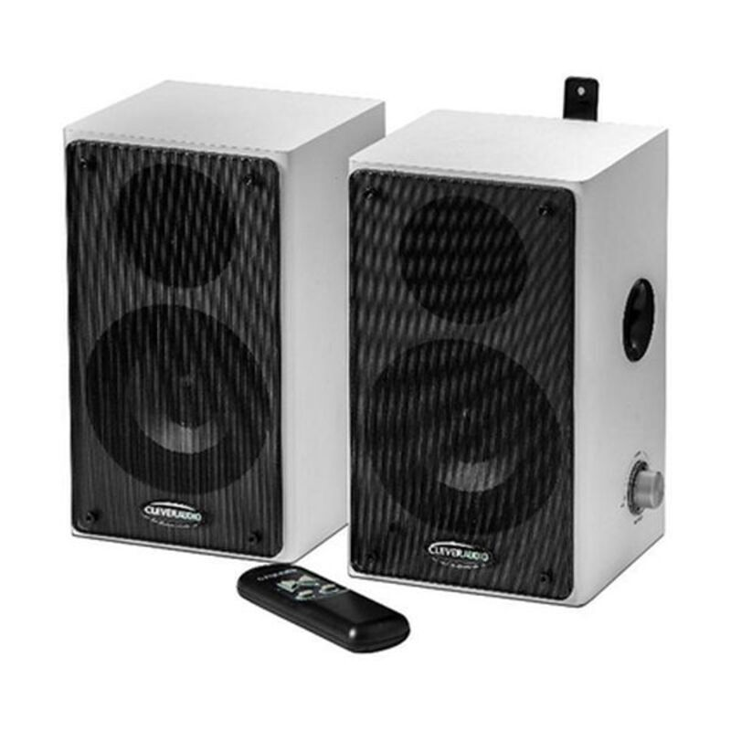 Speakers Traulux TS1050037 40W White Black