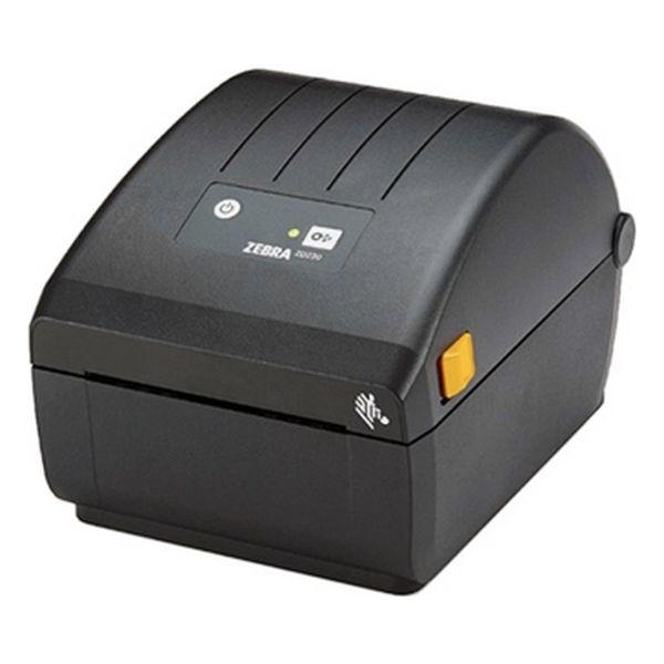 Impresora Térmica Zebra ZD220 102 mm/s 203 ppp USB Negro
