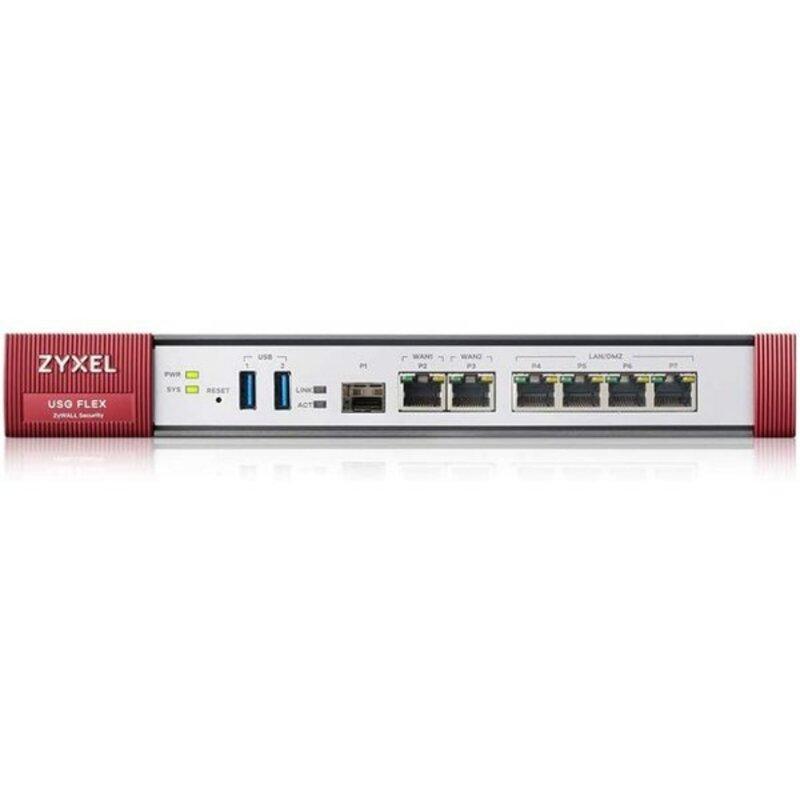 Firewall ZyXEL USGFLEX200-EU0101F Gigabit