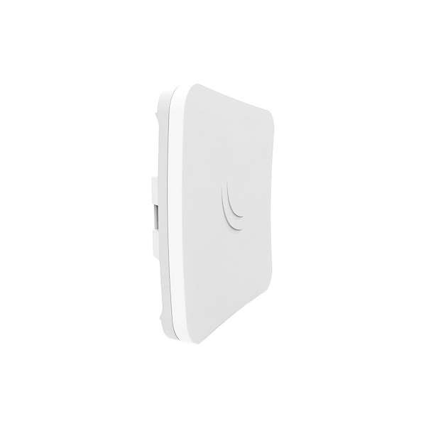 Punto de Acceso Repetidor Mikrotik RBSXTsq5HPnD WiFi 5 GHz LAN Blanco