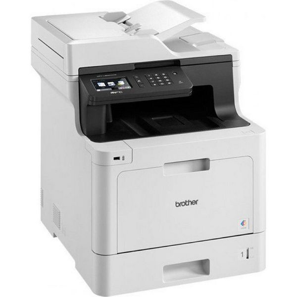 Stampante Fax Laser Brother FEMMLF0123 MFCL8690CDWT1BOM 31 ppm USB WIFI