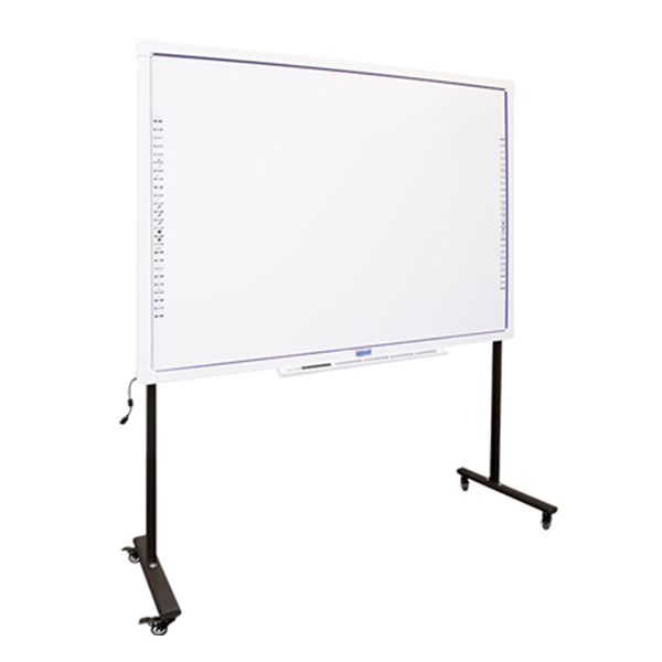 Interactive Whiteboard + Stand with Wheels iggual 86
