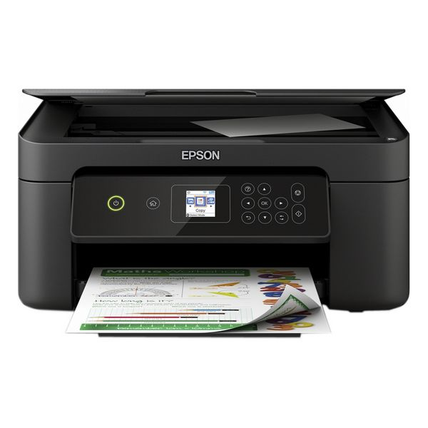 Impresora Multifunción Epson Expression Home XP-3100 15-33 ppm LCD WiFi Negro