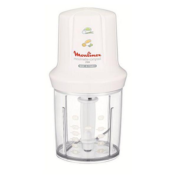Mincer Moulinex Multimoulinette Compact 0,6 L 270W White
