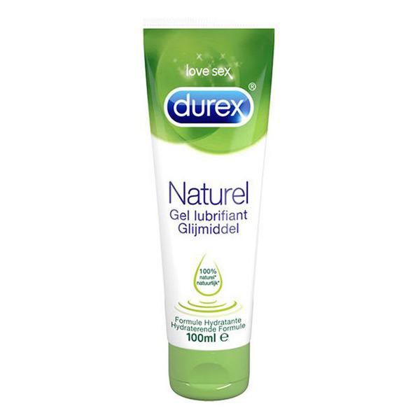 Glijmiddel Naturel 100 ml Durex 1430
